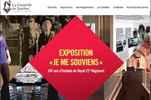 La Citadelle / Musée du Royal 22e Régiment - Capitale-Nationale, Ville de Québec (V)