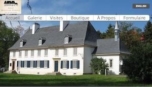 Manoir Mauvide-Genest - Capitale-Nationale, Saint-Jean-de-l'Île-d'Orléans