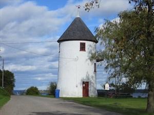 Moulin à vent de Grondines - Capitale-Nationale, Deschambault-Grondines