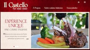 Restaurant Il Castello De Sweetsburg Inc - Estrie / Canton de l'est, Cowansville
