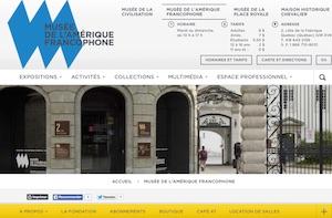 Musée de l'Amérique Francophone - Capitale-Nationale, Ville de Québec (V)