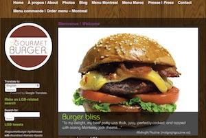 Le Gourmet Burger - Montréal, Montréal