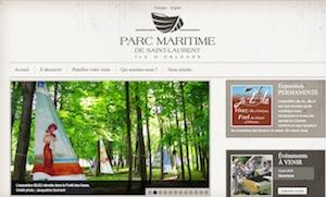 Parc maritime de Saint-Laurent-de-l'Île-d'Orléans - Capitale-Nationale, Saint-Laurent-de-l'Île-d'Orléans
