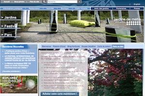 Jardins de Métis - Bas-Saint-Laurent, Grand-Métis