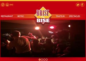 Bistro-Resto Le Brise-Bise - Gaspésie, Ville de Gaspé
