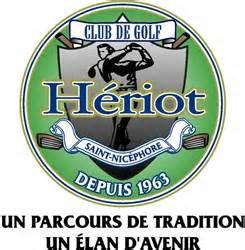 Club de Golf Heriot Inc. - -Centre-du-Québec-, Drummondville (Saint-Nicéphore)