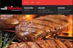 Restaurant Le Vieux St-Charles - -Centre-du-Québec-, Drummondville (Saint-Charles-de-Drummond)