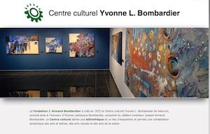 Centre Culturel Yvonne L. Bombardier - Estrie / Canton de l'est, Valcourt