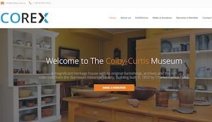 Musée Colby-Curtis - Estrie / Canton de l'est, Municipalité Stanstead-Est