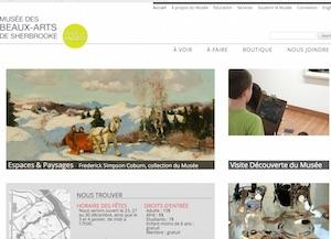 Musée des beaux-arts de Sherbrooke - Estrie / Canton de l'est, Sherbrooke