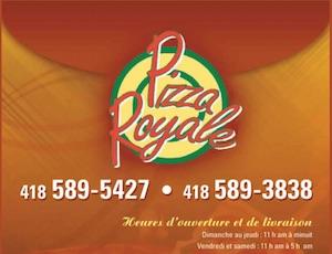 Restaurant Pizza Royale - Côte-Nord / Manicouagan, Baie-Comeau