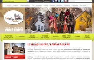 Village Québécois d'Antan (Jeunes de Jadis) - -Centre-du-Québec-, Drummondville