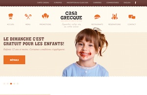 Restaurant Casa Grecque - Outaouais, Gatineau
