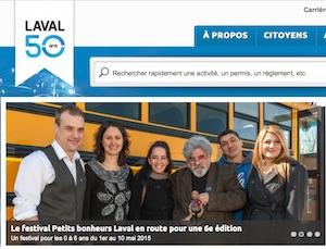 Ville de Laval - Laval, Laval