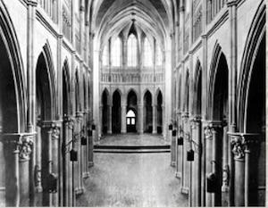 Chapelle du Séminaire de Saint-Hyacinthe - Montérégie, Saint-Hyacinthe