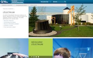 L'Électrium, le centre d'interprétation de l'électricité d'Hydro-Québec - Montérégie, Sainte-Julie-de-Verchères
