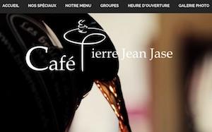 Café Pierre Jean Jase - Estrie / Canton de l'est, Sherbrooke