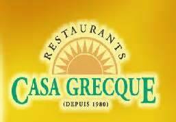 Restaurant Casa Grecque - Estrie / Canton de l'est, Sherbrooke