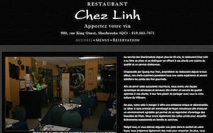 Restaurant Chez Linh - Estrie / Canton de l'est, Sherbrooke