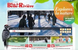 Parc régional du bois de Belle-Rivière - Laurentides, Mirabel