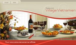 Restaurant Village Vietnamien - Estrie / Canton de l'est, Sherbrooke