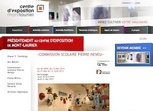 Centre d'exposition de Mont-Laurier - Laurentides, Mont-Laurier