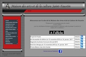 Maison des Arts de Saint-Faustin - Laurentides, Saint-Faustin-Lac-Carré