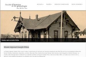 Musée régional Joseph-Filion - Laurentides, Sainte-Thérèse-de-Blainville