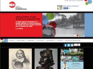 Musée régional du comté d'Argenteuil - Laurentides, Saint-André-Argenteuil
