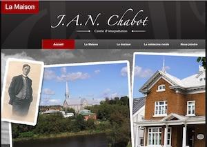 Maison du Docteur J.A.N. Chabot - Chaudière-Appalaches, Sainte-Claire (Bellechasse)