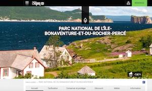 Parc de l'Île-Bonaventure-et-du-Rocher-Percé (Sépaq) - Gaspésie, Percé