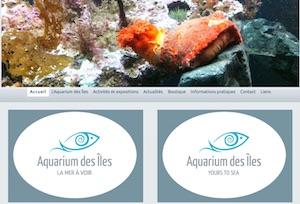 Aquarium des Îles - Îles-de-la-Madeleine, Havre-Aubert