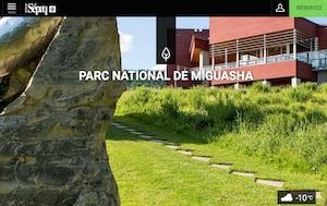 Parc national de Miguasha (Sépaq) - Gaspésie, Nouvelle