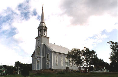 Église Notre-Dame de Bon-Désir - Côte-Nord / Manicouagan, Les Bergeronnes