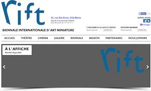 Biennale internationale d'art miniature Salle Augustin-Chénier - Abitibi-Témiscamingue, Ville-Marie