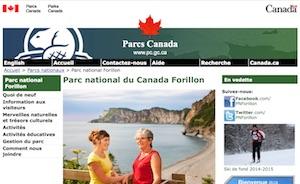 Parc national du Canada Forillon - Gaspésie, Ville de Gaspé