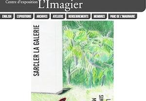 Centre d'exposition l'Imagier - Outaouais, Gatineau