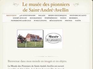 Musée des Pionniers - Outaouais, Saint-André-Avellin