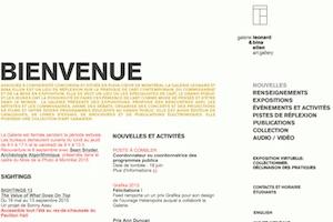 Galerie d'art Leonard & Bina Ellen - Montréal, Ville de Montréal (Ville-Marie)