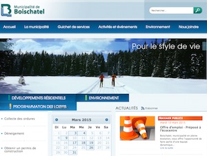 Municipalité de Boischatel - Capitale-Nationale, Boischatel