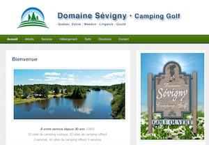 Domaine Sévigny - Estrie / Canton de l'est, Canton de Lingwick