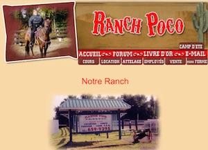 Ranch Poco - Montérégie, Saint-Philippe