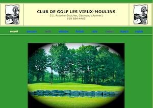 Club de Golf les Vieux Moulins - Outaouais, Gatineau