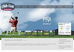 Club de Golf Rougemont - Montérégie, Rougemont
