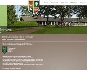 Club de Golf L'Epiphanie - Lanaudière, L'Epiphanie