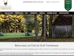 Club de Golf Terrebonne - Lanaudière, Terrebonne