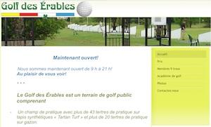 Club de Golf des Érables - Outaouais, Gatineau