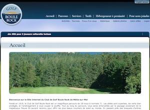 Club de Golf Boule Rock - Gaspésie, Métis-sur-Mer