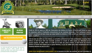Club de Golf de Fauvel - Gaspésie, Bonaventure