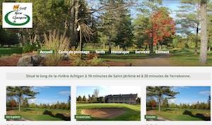 Club de Golf New Glasgow - Laurentides, Sainte-Sophie